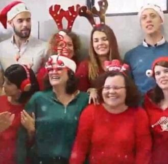 Grupo Sousa surpreende com Canção de Natal