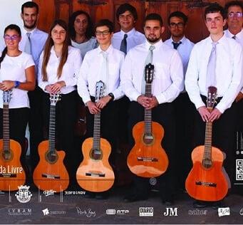Guitarras embalam Centro de Ciência Viva