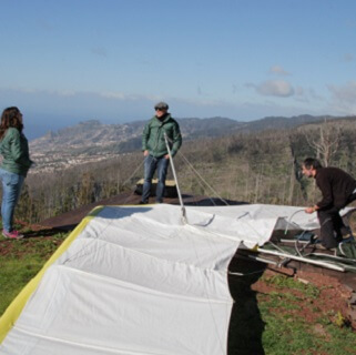 Funchal council reopens Pico Alto take-off ramp