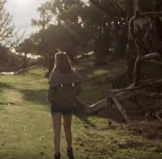 Cláudia Vieira passeia-se no Fanal