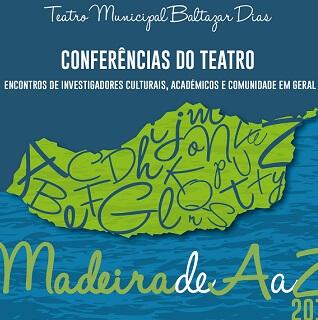 Dia 13 há mais uma conferência no Teatro