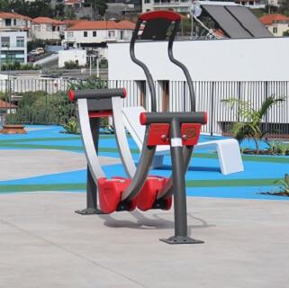 Mexa-se num ginásio ao ar livre no Funchal